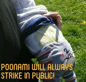 nappy changing in public